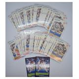 82 pcs. Don Mattingly Baseball Trading Cards