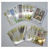44 pcs. Drew Brees Football Trading Cards