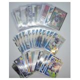50 pcs. Randy Moss Football Trading Cards