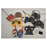 10 pcs. Console Controllers, Plug & Play & More