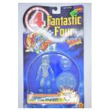 1995 Fantastic Four Invisible Woman Action Figure