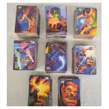 HUGE Lot of Marvel Masterpieces Trading Cards