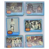 Large Lot of 1977 Star Wars Trading Cards