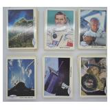 Lot of Space Shots Astronaut Trading Cards
