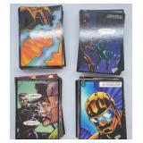 1993 Stroman & Johnson Press Pass Trading Cards