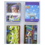 Lot of Toy Story Trading Cards
