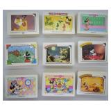 HUGE Lot of Disney Character Trading Cards