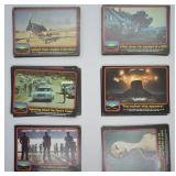 Complete 1978 Topps Close Encounters Trading Cards