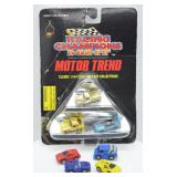 7 pcs. 1/144 Scale Miniature Vehicles