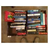 20+ paper and hard back books