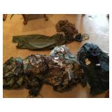 Military Issue Battle Dress Uniforms see details