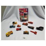 Lot of 12 Small Cars incl Jeff Gordon Speedweek 99