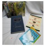 Lot of 4 Books-2 Hardcover, 2 Softcover