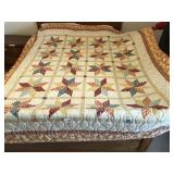 Better Homes 8 point star quilt