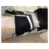 10pcs, 9 pair of mens dress pants and 1x jacket