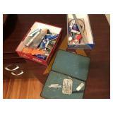 Large lot of drafting supplies