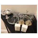 11pcs misc décor items Swarovsi crystal ++