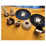 8pcs chef décor and Great Smoky Railroad 3D mug