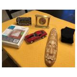 5pcs misc items, cars & more