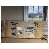 Sjobergs Swedish work bench New in Box