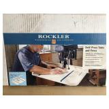 Rockler Drill press table & fence