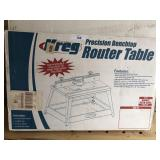 Kreg Router table New in box