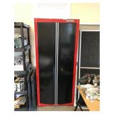 Classic Red & Black Craftsman Metal cabinet
