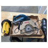 4pcs craftsman saw, vaccum ++