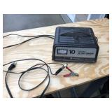Schumacher 10amp battery charger