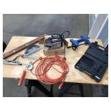 Misc tool lot, craftsman set ++