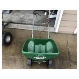Scott Deluxe seed spreader