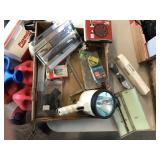 Misc tool lot Craftsman and more