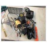 Misc tools & battery