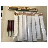 12pcs wood working tools, Peachtree tools