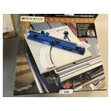 Rockler Cross cut sled for portable table saw