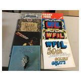 8 Records Rock bands, Eagles, Steve Miller