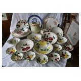 Vintage BRP dinner plates+