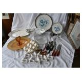 Vintage misc. dining ware