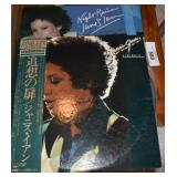 Pair of Janet Ian records w/ ink signature