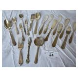 Assortment of Various Vintage  Flatware
