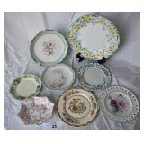8 pcs. Vintage Misc China