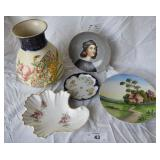 5 pcs. Vintage Decorative Pieces