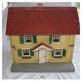 Vintage Schoenhut Dollhouse