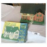 Built Rite dollhouse in box