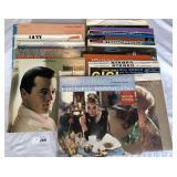 20 + vintage records