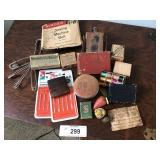 15 + vintage to antique sewing notions