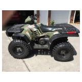 2004 Polaris AWD 500 4-Wheeler