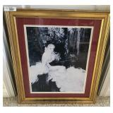 Louis Icart Gallery Framed & Matted Print