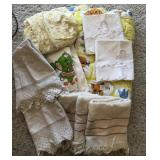 Lot of Vintage Misc. Towles & Linens