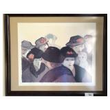 Bevey Perdue Signed & Numbered Print